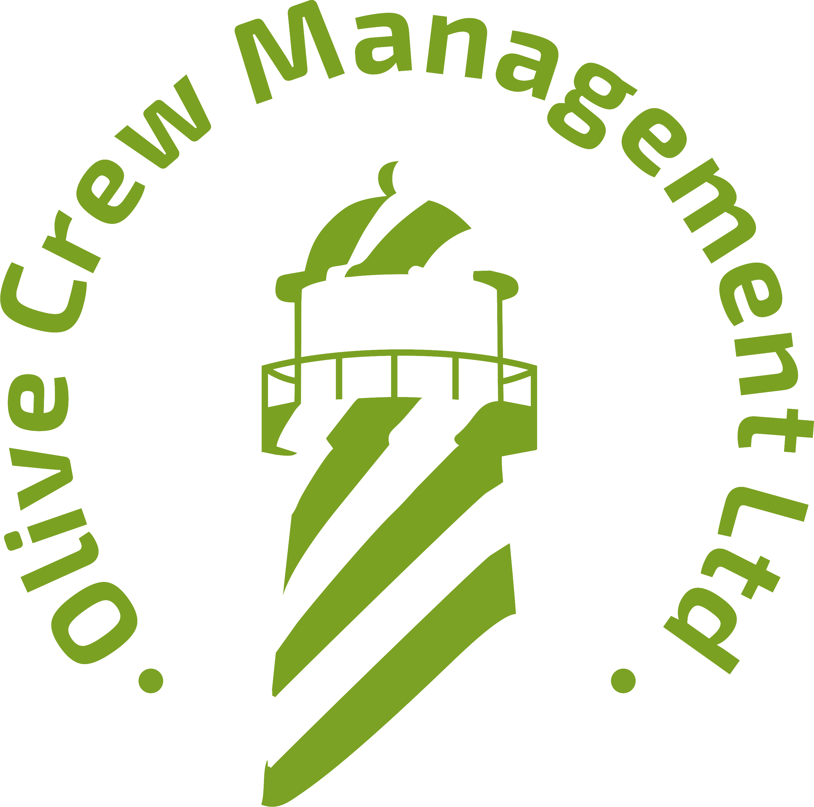 Olive Crew Management Ltd